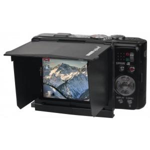 Kaiser digiShield3 LCD senčnik 3,0 črn - KAISER6055 (zložljiv)