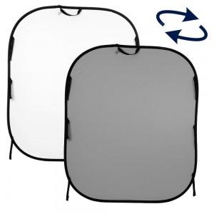 Lastolite 1,5x1,8m WHITE/MID GREY - LASTOLB56GW (zložljiv/obračljiv)