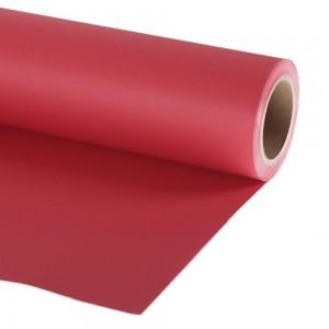Lastolite Red 2,72x11m papirnato ozadje - LASTOLP9008 ()