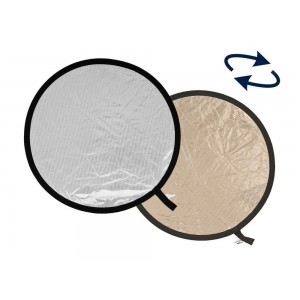 Lastolite REFLECTOR 30cm Svetlo Zlat/Soft srebrn - LASTOLR1228 ()