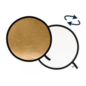 Lastolite 50cm REFLECTOR - Zlat/Bel - LASTOLR2041 ()
