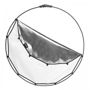 Lastolite HaloCompact REFLECTOR 82cm Srebrn/Bel - LASTOLR3300 ()