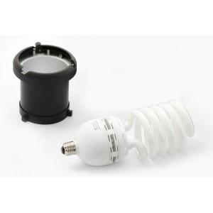 *Lastolite podaljšek tubus in FLUORESCENT - LASTOLR8037 (žarnica hladna 85W)