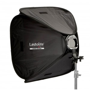Lastolite EzyBox 54x54cm z nosilcem - LASTOLS2462 (za Hotshoe bliskavico)