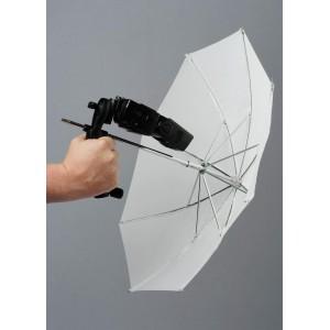 Lastolite BROLLY GRIP KIT Z Ročajem + dežnik 50cm - LASTOLU2126 (TRANSLUCENT)