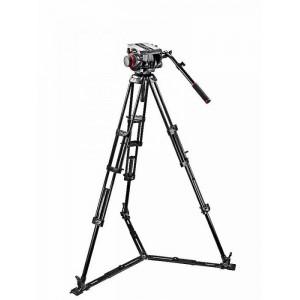 Manfrotto 509HD video glava + - MA509HD545GBK (545GB Video PRO stojalo + torba MBAG100PN)