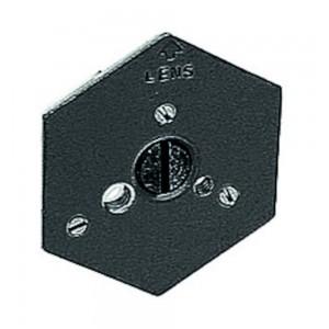 Manfrotto hitro menjalna plošča 130-14 1/4 - MAN130-14 ()