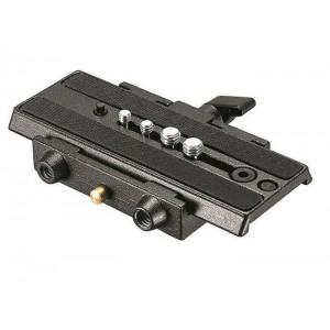 Manfrotto 357 adapter z drsno ploščico 357PLV - MAN357-1 ()