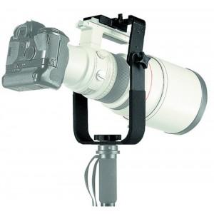 Manfrotto 393 nosilec za teleobjektive - MAN393 ()