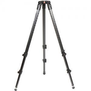 Manfrotto carbon Video stojalo 75mm, - MAN535 (nosilnost max.:25kg, višina max.:203cm)