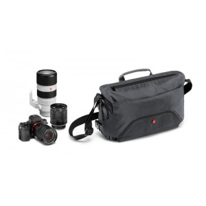 *Manfrotto Pixi Messenger siv - MB-MA-MS-GY ()