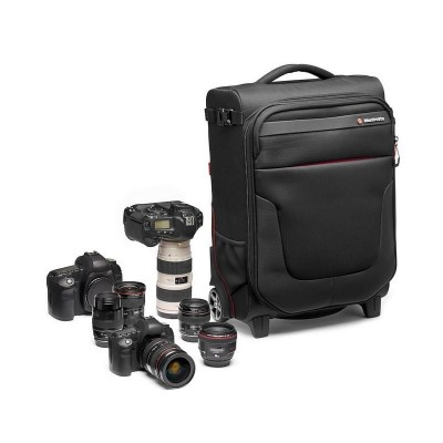 Manfrotto Pro Light Reloader Air-50 potovalni - MB-PL-RL-A50 (kovček s koleščki za DSLR fotoaparat/kamero)