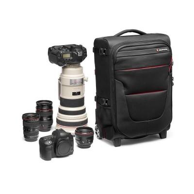 Manfrotto Pro Light Reloader Air-55 potovalni - MB-PL-RL-A55 (kovček s koleščki za DSLR fotoaparat/kamero z 400/)