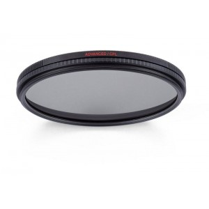 Manfrotto Advanced Cir.Polar.filter 46mm - MFADVCPL-46 ()