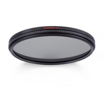 Manfrotto Advanced Cir.Polar.filter 72mm - MFADVCPL-72 ()