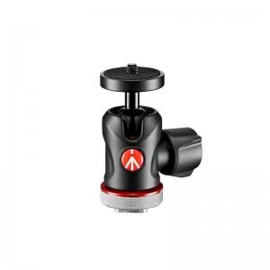 Manfrotto Micro ball glava z cold shoe - MH492LCD-BH ()