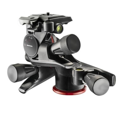 Manfrotto X-PRO Getribe 3-WAY GLAVA QR 200PL - MHXPRO-3WG ()