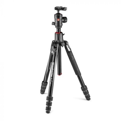 Manfrotto BeFree GT XPRO ALU stojalo ČRN - MKBFRA4GTXPBH (z glavo RC2 Quick release)