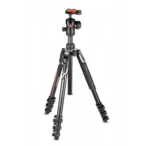 Manfrotto BeFree Advance ALU Lever Sony Alpha - MKBFRLA-BH (z glavo RC2 Quick release,max 8 kg, torba)