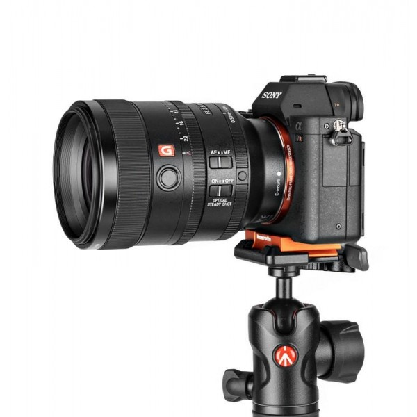 Manfrotto BeFree Advance ALU Lever Sony Alpha - MKBFRLA-BH (z glavo RC2 Quick release,max 8 kg, torba)