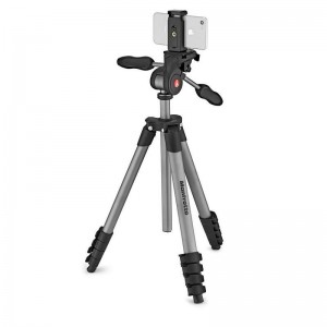 Manfrotto COMPACT ADVANCED STOJALO ČRN - MKCOMPAADV-BK (3Way zložljiva glava, torba)