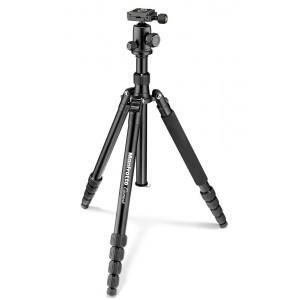 Manfrotto Element Traveller kit BIG črn - MKELEB5BK-BH (glava Quick release, torba)