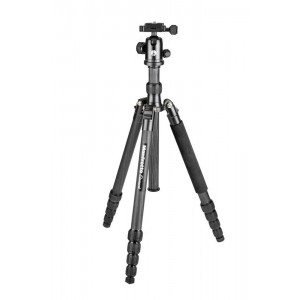 Manfrotto Element Traveller Karbon BIG - MKELEB5CF-BH (glava Quick release, torba)