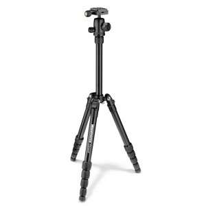 Manfrotto Element Traveller kit SMALL črn - MKELES5BK-BH (glava Quick release, torba)