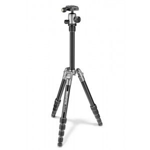 Manfrotto Element Traveller kit SMALL siv - MKELES5GY-BH (glava Quick release, torba)