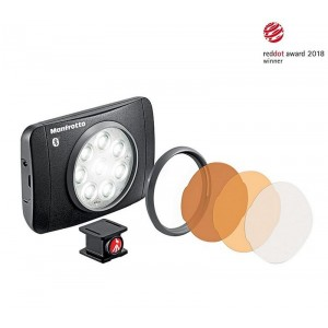 Manfrotto Lumimuse 8 LED light z Bluetooth - MLUMIMUSE8ABT (Wireless tehnologijo)
