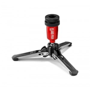 Manfrotto Fluid base za MONOPOD - MVA50A (679B, 680B, 558B in foto monopode z 20mm cevjo)