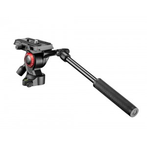 Manfrotto BeFree LIVE fluid video glava - MVH400AH ()