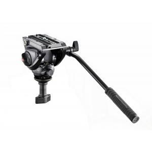 Manfrotto FLUID VIDEO GLAVA 60mm ball - MVH500A (max.nos.:5kg, teža:0,9kg)