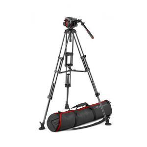 Manfrotto CF twin legs MS stojalo + 504 video glav - MVK504TWINMC ()