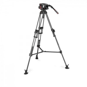 Manfrotto 509 Pro video glava + CF Twin Fast 2v1 - MVK509TWINFC (stojalom 645)