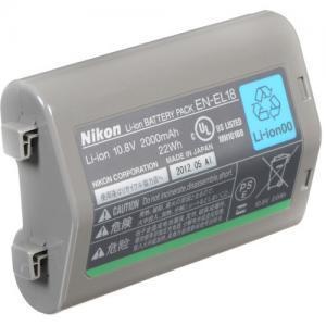 Nikon Li-ION baterija EN-EL18 - NIKONEN-EL18 (za Nikon D800/D800E)