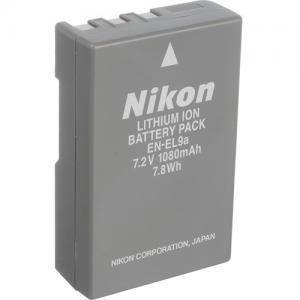 Nikon Li-ION baterija EN-EL9a - NIKONEN-EL9A ()