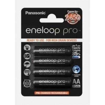 Panasonic Eneloop Pro 1x4 Mignon AA 2500mAh - PANASO827631 ()