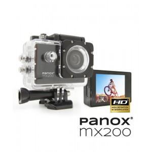 Panox Action kamera MX200 - PANOX56101 ()