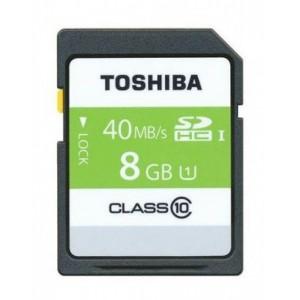 Toshiba SDHC 8GB class 10 - TOSHIBA192005 ()