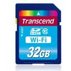 TRANSCEND Wi-Fi SDHC kartica 32GB - TRANSCE655977 (Class 10)
