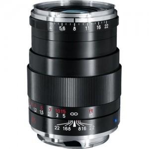 Zeiss Tele Tessar T* 4/85 ZM črn - ZEISS1486-395 (komp. Leica-M bajonet)