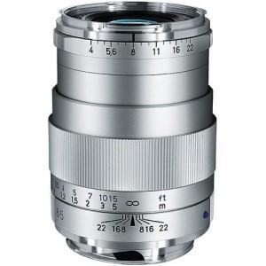Zeiss Tele Tessar T* 4/85 ZM srebrn - ZEISS1486-396 (komp. Leica-M bajonet)