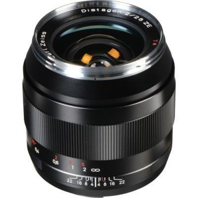 Zeiss Distagon T* 2/28 EF Canon EOS - ZEISS1762-849 (priložena sončna zaslonka)