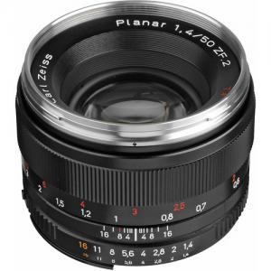 Zeiss Planar T* 1,4/50 ZF.2 Nikon CPU - ZEISS1767-825 (priložena sončna zaslonka,)