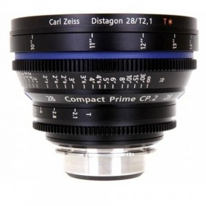 Carl Zeiss Compact Prime CP.2 2,1/28 T* PL metric - ZEISS1793-052 ()