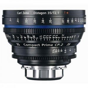 Carl Zeiss Compact Prime CP.2 2,1/35 T* PL metric - ZEISS1793-056 ()