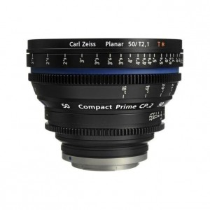 Carl Zeiss Compact Prime CP.2 2,1/50 T* PL metric - ZEISS1793-060 ()