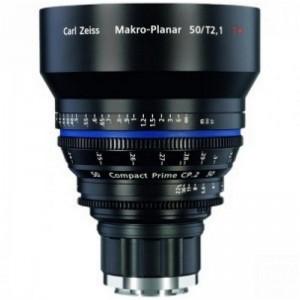 Carl Zeiss Compact Prime CP.2 2,1/50 T* Makro - ZEISS1847-315 (PL mount/metrik)