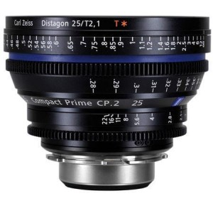 Carl Zeiss Compact Prime CP.2 2,1/25 T* PL metric - ZEISS1875-598 ()